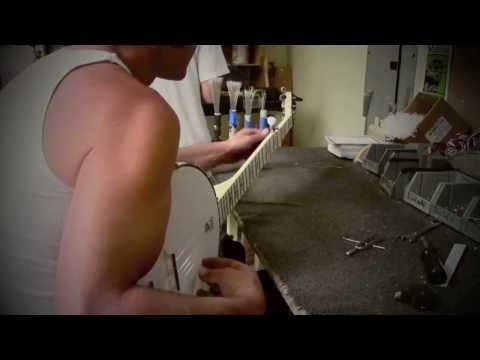 How Goodtime Banjos Are Made