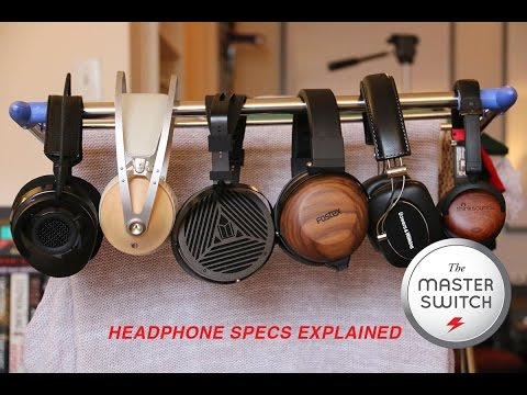 Headphone Specs Explained
