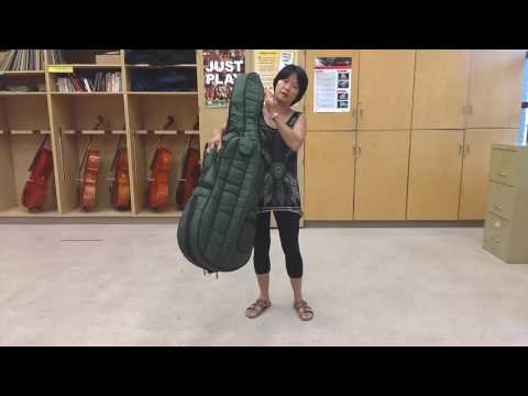 Packing & Carrying Cello